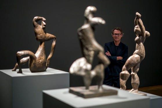 JOSEF PILLHOFER Schau ab heute im Leopold Museum zu sehen.