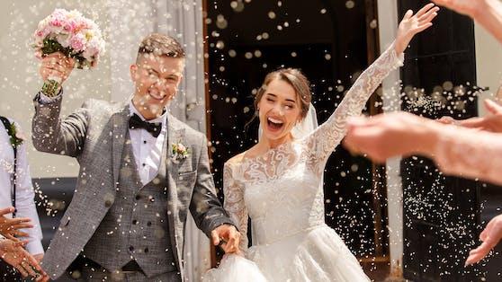 Hochzeiten sind ab 1. Juli wieder uneingeschränkt möglich.