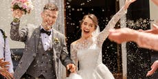 So können Hochzeiten ab 1. Juli stattfinden