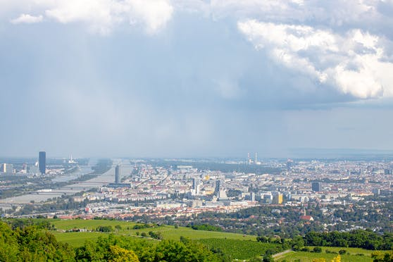 Weitblick auf Wien (Archivfoto)