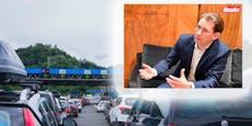 Kurz stellt nun klar: Balkan-Reisen müssen möglich sein