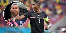 Ramos verlässt Real – Alaba auf Weg zum Abwehrchef