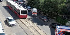 Wiener Busfahrer rettet Fußgänger das Leben