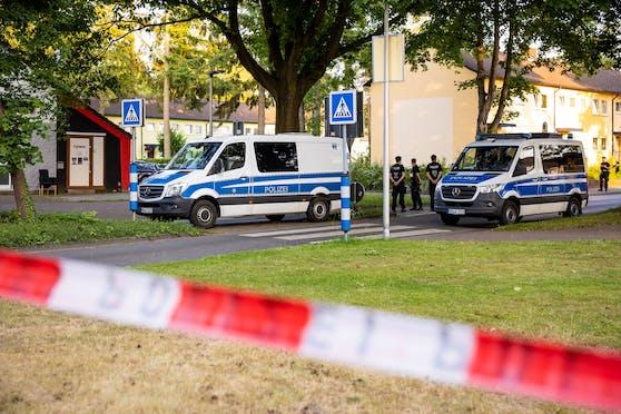 In der deutschen Stadt Espelkamp hat sich am Donnerstag (17. Juni 2021) ein Doppelmord zugetragen.