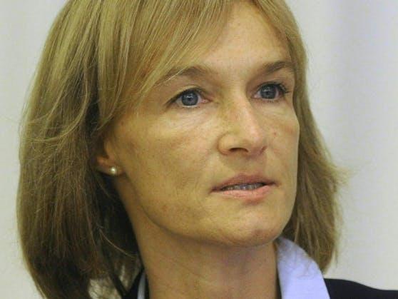 Judith Aberle, Fachärztin für Virologie an der MedUni Wien