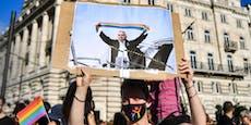 Orban verteidigt umstrittenes LGTB-Gesetz in Ungarn