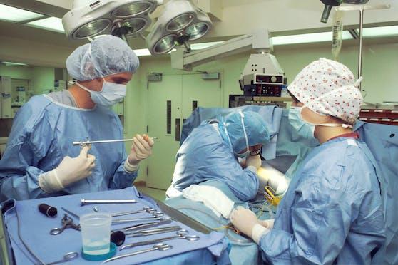 Die Organentnahme hat im Beilinson-Spital bei Tel Aviv stattgefunden.