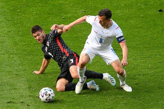 Kroatien gegen Tschechien