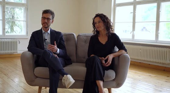 Daniel Zadra und Eva Hammerer werden in Zukunft die Geschicke der Vorarlberger Grünen leiten.