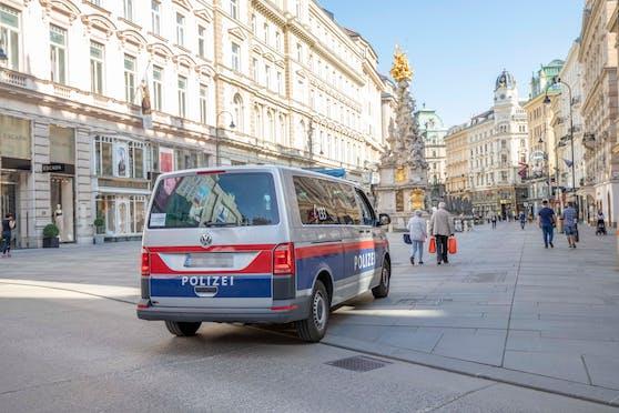 In der Wiener Innenstadt wurde ein Juwelier überfallen. (Symbolbild.)
