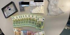 Liebespaar dealte mit Speed – Polizei nimmt es fest