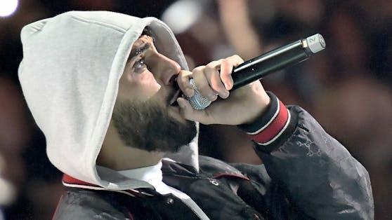 Rapper Samra wird sexueller Missbrauch vorgeworfen.