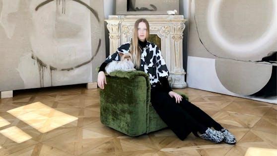 ANOUK LAMM ANOUK ist Preisträgerin des STRABAG Artaward International