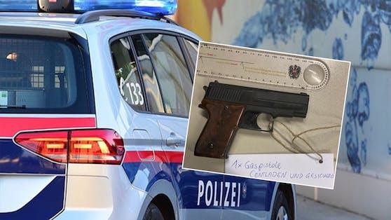 In Wien-Margareten geriet am Donnerstag eine Kontrolle wegen der GIS-Anmeldung außer Kontrolle.