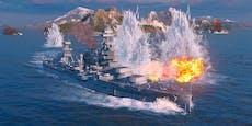 """World of Warships"" im Test: Dauerbrenner mit Tiefgang"