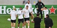 ÖFB-Team droht prominenter Ausfall für Ukraine-Finale