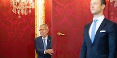 Präsident beauftragt Strafgericht mit Causa Blümel