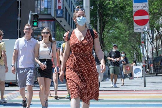 Coronavirus in Österreich: Am 1. Juli kommt es zu weiteren Lockerungen.