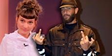 Starmania-Siegerin entsetzt über Rapper, er löscht Song