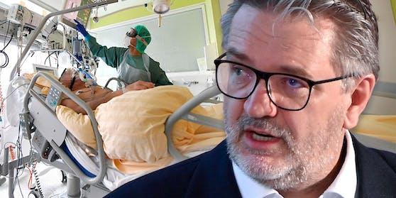 Wiens Gesundheitsstadtrat Peter Hacker (SPÖ) warnt vor einer vierten Coronawelle.