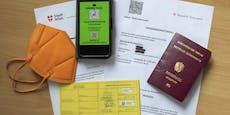 Schummeln beim Grünen Pass kann ein Jahr Haft bringen