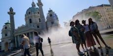 Nächste Hitzewelle rollt nach Österreich heran