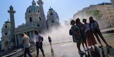 Hitze-Hammer im Osten: Wetter-Experten geben Warnung aus