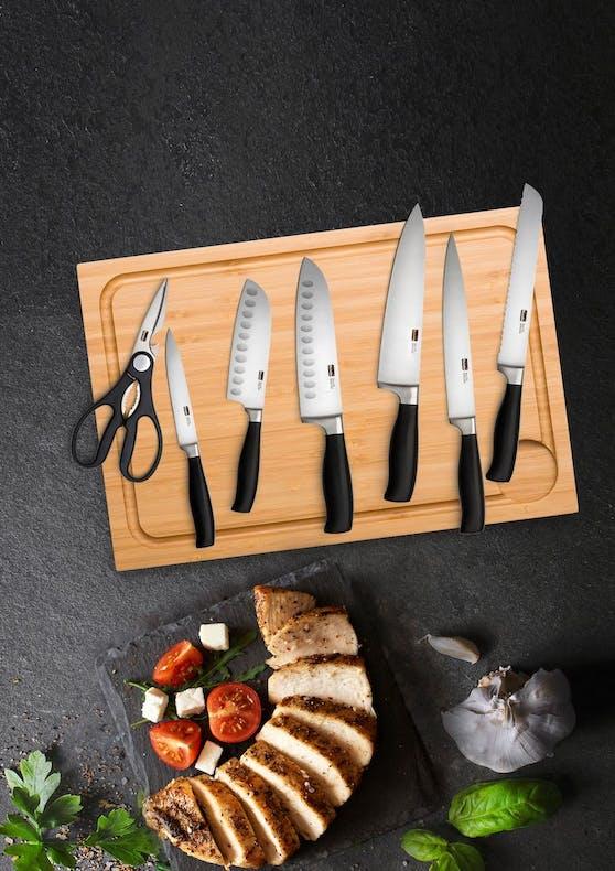 Küchenmesser von Berndes® - ein ideales Hilfsmittel beim Zubereiten köstlicher Speisen.