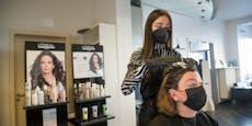 Ab dann brauchst du beim Friseur keine Maske mehr