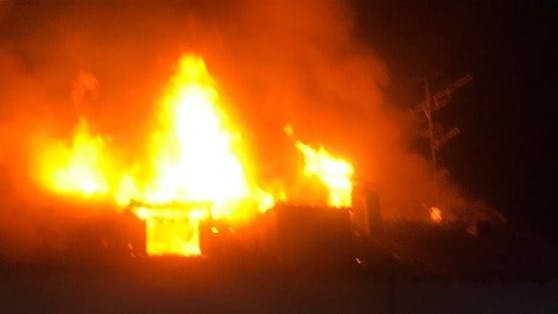 Bei dem Brand gab es ein Todesopfer zu beklagen.