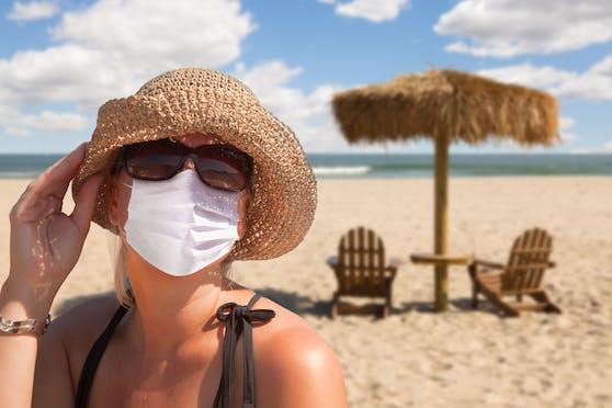 Nicht überall darf die Maske abgenommen werden.
