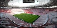 """UEFA-""""Notfallplan"""": Hier soll das EM-Finale stattfinden"""