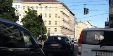 """""""Mann mit Waffe"""" – Riesen-Polizeieinsatz in Wien"""