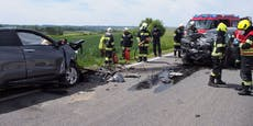 Schwerer Verkehrsunfall forderte ein Todesopfer (68)