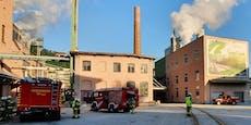 Giftgas in Salzburger Fabrik ausgetreten – ein Toter