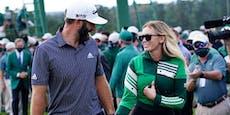 Golf-Star erteilte seiner Verlobten Playboy-Verbot