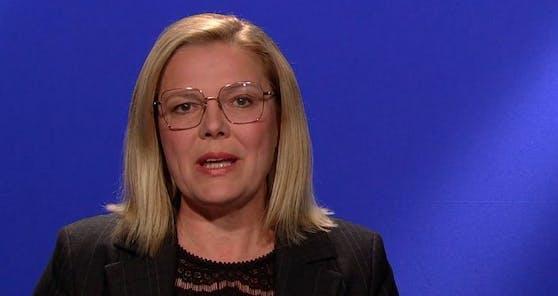 Politologin Kathrin Stainer-Hämmerle in der ZiB2 am 2. Juni 2021