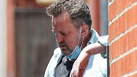 Matthew Perry und seine Verlobte Molly haben sich getrennt!