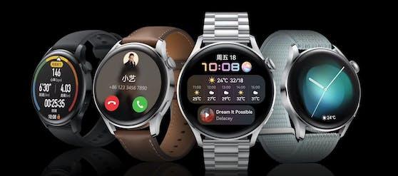 Huawei Watch 3 Serie