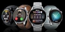 Huawei kündigt neue Produkte mit HarmonyOS an