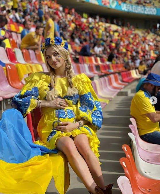 Vlada Zinchenko: TV-Moderatorin und Ehefrau von City-Star Zinchenko