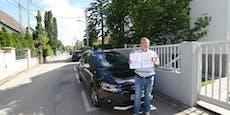 Wiener bekam 68 € Park-Strafe für Fantasie-Adresse