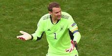 UEFA stellt Ermittlungen gegen Manuel Neuer ein