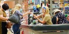 Corona-Alarm in Supermarkt! Mehrere Mitarbeiter positiv