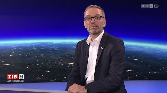 Der neue FPÖ-Chef Herbert Kickl