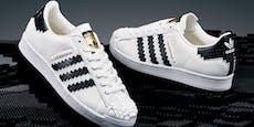 Adidas-Sneakers im Lego-Design