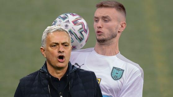 Jose Mourinho ist ein Fan von Sasa Kalajdzic.