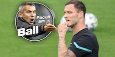"""Pacult: """"Nicht die ganze Last auf Arnautovic abladen"""""""