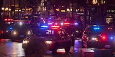 Neun Kinder bei Massen-Crash in USA getötet
