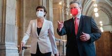 Lockerungen: Rendi-Wagner und Ludwig warnen vor Delta